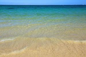 Flachwasser foto