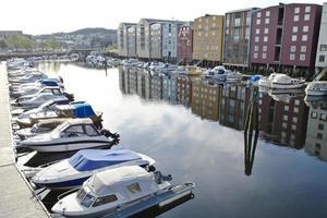 Hafen von Trondheim