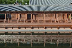 asiatischer Korridor foto