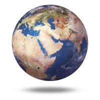 Erde Europa