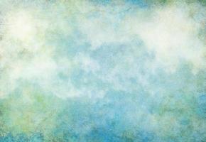 Wolkengrunge Erde