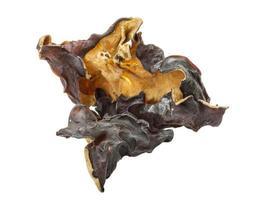 asiatische trockene Pilze foto