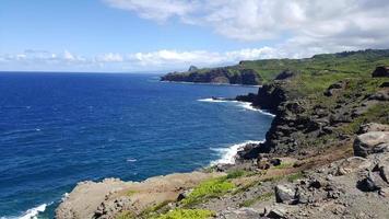 Waiakeakua-Schlucht foto