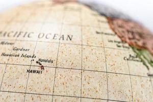 Globus Hawaii foto