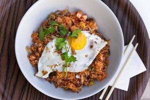 asiatisches Gericht