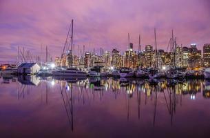 Vancouver Hafen foto