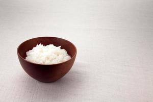 asiatischer Reis.