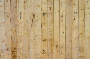 braune Holztafeln für Hintergrund foto