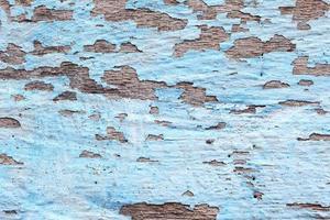 Grunge Peeling Holzplatte foto