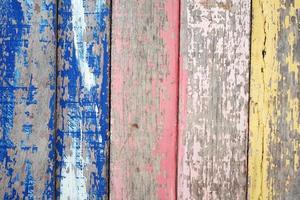 Grunge Peeling Panel als Hintergrund. foto