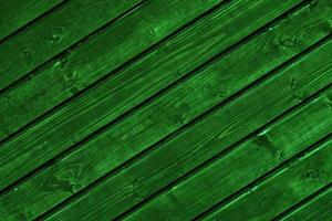 Hintergrund von Holzbrettern.