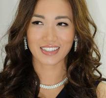 asiatischer Glamour