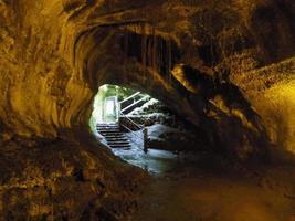 Höhle von Hawaii foto