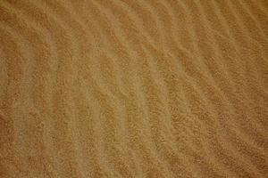 Nahaufnahme von Sand foto