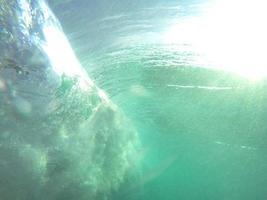 unter der Welle foto