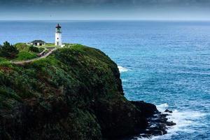 Kilauea Leuchtturm foto