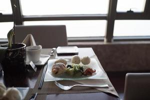 Frühstück foto