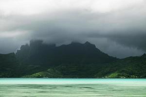 Bora Bora Sturm foto
