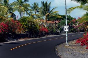Geschwindigkeitsbegrenzung beachten foto