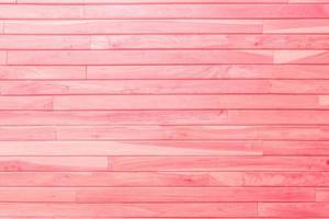 roter Texturhintergrund der Holzplanke foto