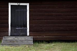 Kabine in Schweden foto