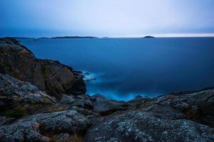 Morgengrauen des Archipels foto