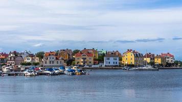 Stadtbild von Karlskrona