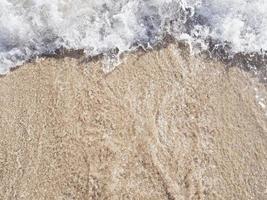 Welle von Waikiki Strand