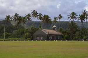 abgelegene Kirche foto