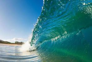 schöne Welle foto
