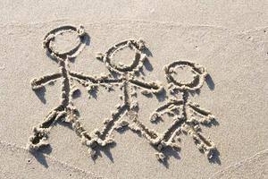 Familiensymbol foto