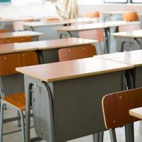 Klassenzimmer foto
