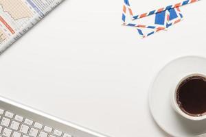 Schreibtisch, Desktop-Modell foto