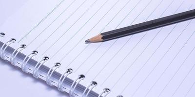 die Schreibwerkzeuge foto