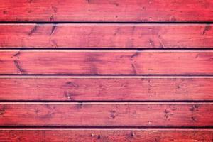 die rote Holzstruktur mit natürlichen Mustern foto