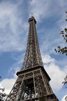 Pariser Eiffelturm foto