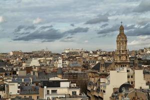Paris: romantische Stadt foto