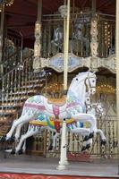 Karussell in Paris foto