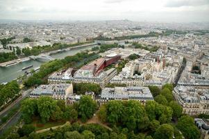 Paris Luftpanorama foto