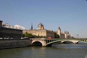 Bastille Gefängnis in Paris foto