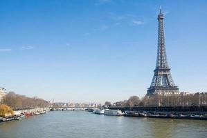 Paris, Tour Eiffel foto