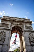 Champs Elysee foto