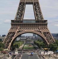 Eiffelturm, Paris. foto
