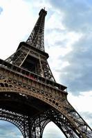 Eiffelturm - Paris foto