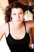 Valeries Porträt foto