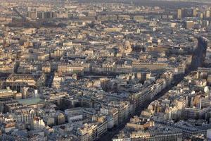 der Süden von Paris foto
