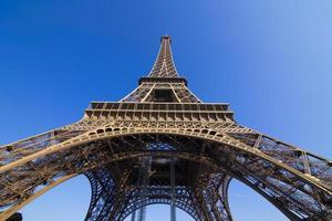 Eiffelturm. Paris. Frankreich foto