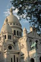 Sacre Coeur in Paris foto