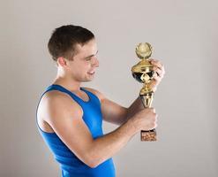 Fitnessporträt foto