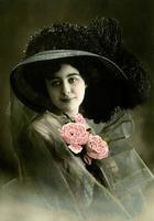 Vintage Porträt foto